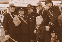 Home Front at The War and Peace Revival
