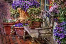 Porches, Patios, Peace