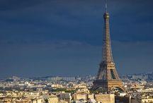 Paris / by Janea McDonald