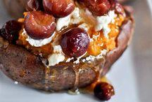 Yummie food  / by vera brizzi