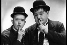 Laurel and Hardy / I love these guys! / by Susan Pustejovsky