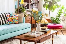 Decor Ideas for Apartment / Furniture pieces I'd love for my apartment. Decor, chairs, tips and more.