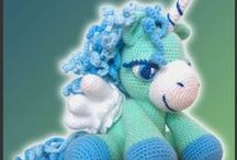Crochet - Animals and Toys