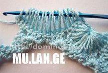 Crochet - Tutorials