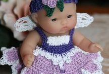 Baby Dolls 5'' - Crochet
