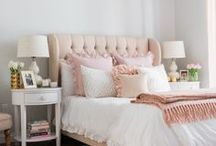 Interiors | Bedrooms / Bedrooms should be a place of relaxation, no clutter and airy feelings.  Sparklesoflight76.blogspot.co.uk