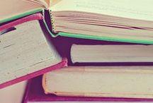 Books to Read / by Christianna Mendoza