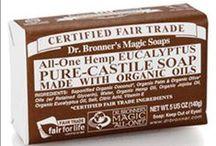 Hemp Beauty and Cosmetics / Beauty, Cosmetics, - aka moisturizers, soaps, etc...  / by Indiana Hemp Industries Association (IN HIA)