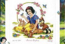 Cross Stitch - Disney
