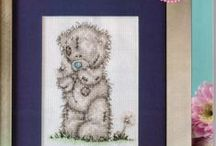 Cross Stitch - Me to You