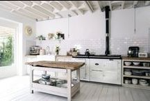 Dream kitchen / Kitchen decor and style