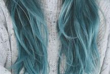 HAIR Crush / I have a thing for pastel hair as you can see.