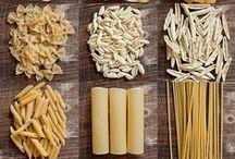 Food: Pasta & lazania / by Ellie