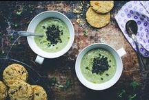 Food photo inspiration / Idea, set ups