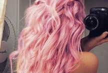 ...hair....