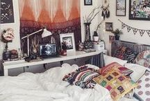 INTERIOR DESIGN | Bedroom Stories / Lovely interior design for your bedroom.