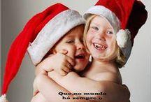 É Natal! / Desejo que o seu Natal seja brilhante de alegria, iluminado de amor, cheio de harmonia e completo de paz..  #Feliz Natal!