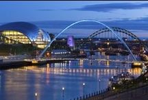 Newcastle: Your City / Everything you need to know about Newcastle Upon Tyne - your student city!
