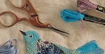 Kézimunkák, kézműves textil tárgyak