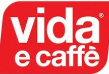 Vida e Caffe / Cafe chain inspired by European street culture, for own-brand coffee, snacks and sweet baked items.