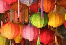 Wish Lanterns & Lanterns