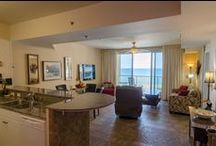'Sunset Lagoon' Shores of Panama 817 / Sunset Lagoon is a wonderful 2 bedroom, 2 bathroom beachfront vacation rental condo located in Panama City Beach, FL. Emerald Beach Properties, Inc. manages this property for the owner. Call (850) 234-0997 to book today!
