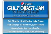 Pepsi Gulf Coast Jam Panama City Beach / Emerald Beach Properties is a proud Preferred Lodging Partner for Pepsi Gulf Coast Jam  September 2-4, 2016!!