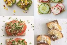 Vegan Burgers, Wraps & Sandwiches / Vegan sandwich ideas you can make for a quick and nutritious lunch