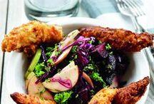 Middagsretter med kylling