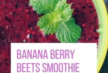 Drinks & Smoothies / A compilation of delicious vegan and vegetarian smoothie recipes.