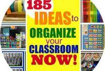 Classroom/Teacher Organization