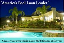 "MyPoolLoan / Welcome to AMS Financial, ""America's Pool Loans Leader."" We are experts in pool loan financing for a reason — pool loans are all we do. If you're looking to finance a new swimming pool, we know how to get the pool loans done fast and efficiently"