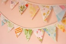 ❣ Bunting & Pennant Inspirations ❣