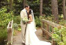 Real Garden Weddings / Wedding photos and venue shots at Aldridge Gardens