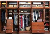 Armoires/ Closets