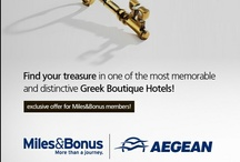 Exclusive offers for Miles&Bonus member