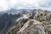 Tatra Mountains in the summer