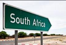Südafrika / Südafrika/South Africa, mainly the Western Cape Region.  / by Frank Hübner