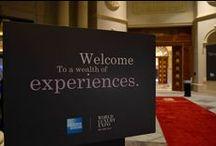 Riyadh 2015 - American Express World Luxury Expo / The 4th American Express World Luxury Expo, Riyadh at the palatial Ritz-Carlton, Riyadh from 30 March - 1 April 2016.