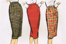 Retro Skirts / Vintage Inspired Swing Skirts, A-Line Skirts & Pencil Skirts