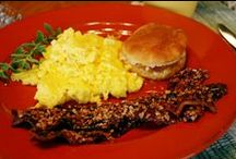 Recipes Breakfast & Brunch / A variety of recipes for breakfast using Fredericksburg Farms products.