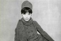 Vintage Winter Wear / Vintage winter coats and clothes from the decades of the 1930s-1970s