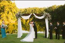 Lakeside Ceremonies / Lakeside wedding ceremonies