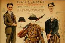 Paper Dolls -- Celebrities / by Mary Jane Rudakewich