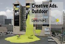 Creative Advertising. Outdoor / Look Similar Boards: [ Сreative Advertising. Print ]