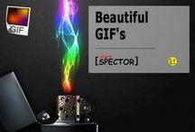 Beautiful GIF's