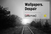 Images. Despair
