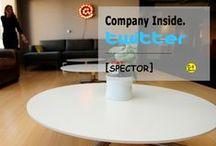 Company Inside. Twitter