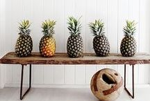 pineapple love / print it, eat it, enjoy it!