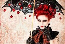 Marionette Burlesque Inspiration / Finding inspiration for my next act